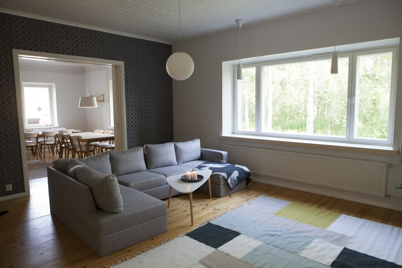 Villa Apukka Living room